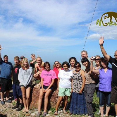 Costa Rica Monkey Tours will arrange the adventure group travel