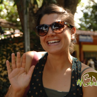 Having fun with Costa Rica Monkey tours Central America