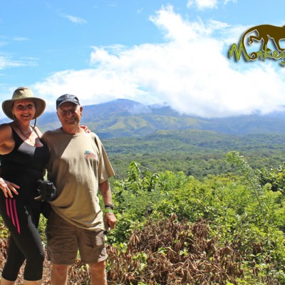 Experience all the mountain landscape with Costa Rica Monkey Tours
