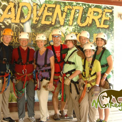zip line adventure