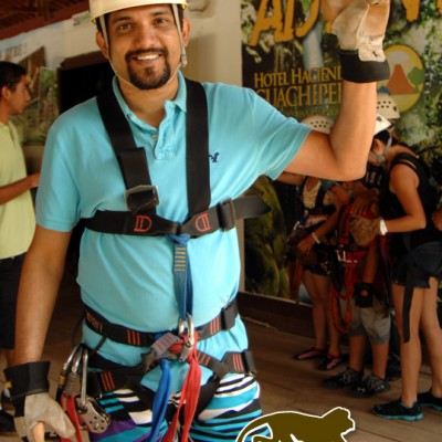 Experience the adventure zip line Costa Rica Monkey Tours has to offer