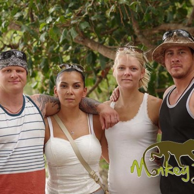 safari trip with friends