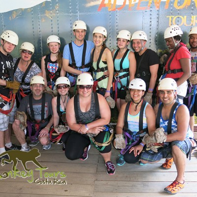 equipment group zipline