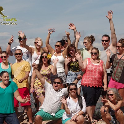 big group travel costa rica