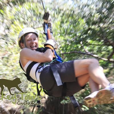 Full Adrenaline Zipline