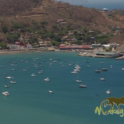 beautiful nicaragua beach