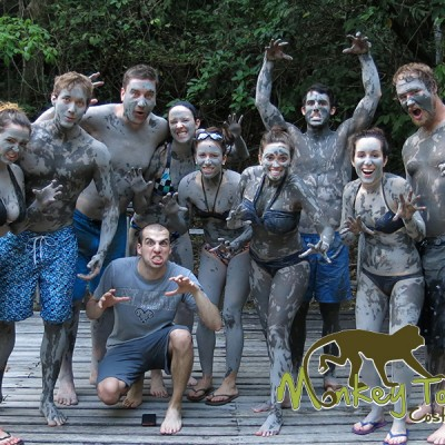 group borinquen hotel mudbath