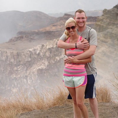Really nice tour for couples with Costa Rica Monkey Tours.