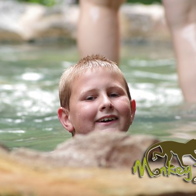 Costa Rica hotsprings tour for kids