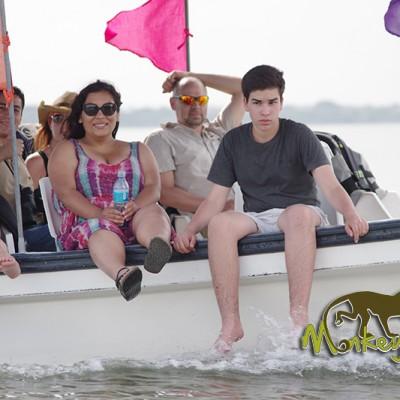 Boat tour at Isletas in Granada Nicaragua