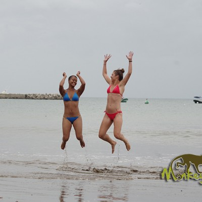 Adventure fun in San Juan del Sur Nicaragua beach tour