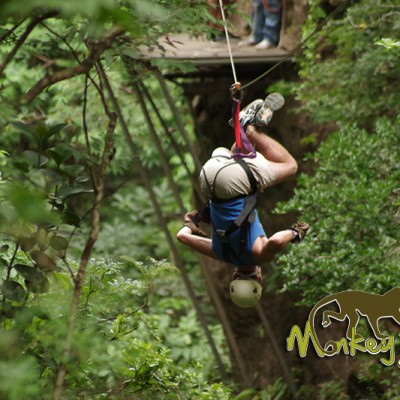 Best ziplining adventures in Costa Rica Guanacaste