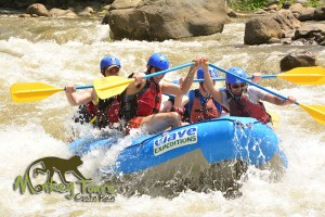 River Rafting Costa Rica