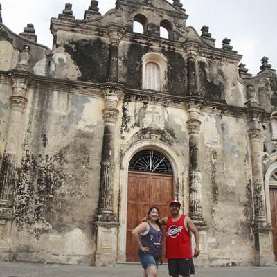 Nicoya church Costa Rica guanacaste