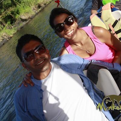 safari boat ride Guanacaste Costa Rica