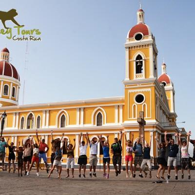 granada church group nicaragua adventure