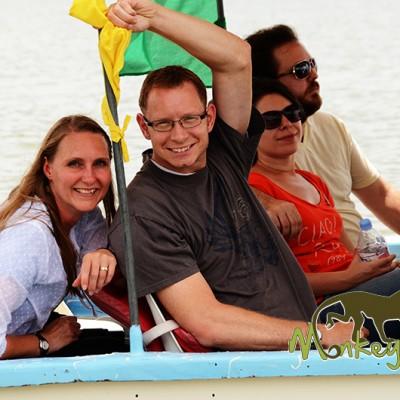 boat tour Isletas Granada Nicaragua
