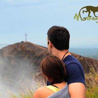 Nicaragua Masaya Volcano National Park