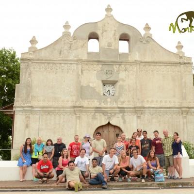 guided tour nicoya church guanacaste
