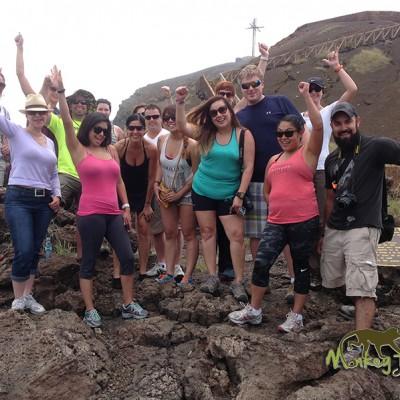 travel group Masaya Volcano Nicaragua