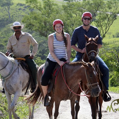 Horseback Riding Rincon de la Vieja Guanacaste Escorted Adventure Costa Rica and Nicaragua Tour 56