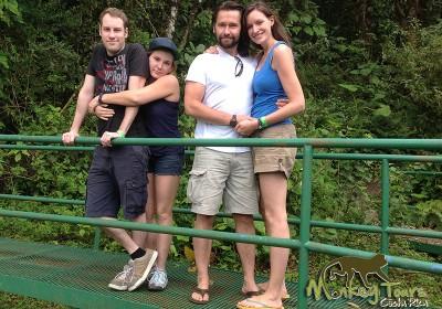 Monteverde hanging bridges Guanacaste Costa Rica Tour 117