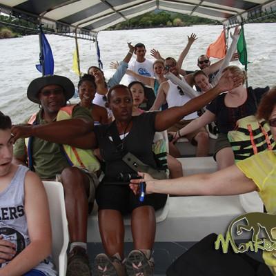 Granada Isletas Boat Tour Group Fun Costa Rica & Nicaragua Tour 58
