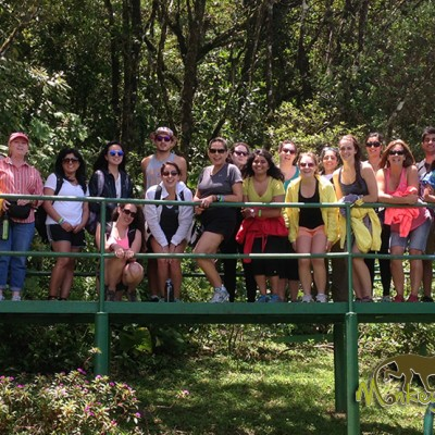 Monteverde sky walk bridges Costa Rica Tour 115