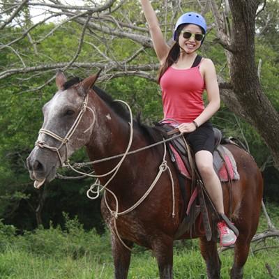 Horseback Riding Borinquen Rincon de la Vieja Costa Rica & Nicaragua Tour 58