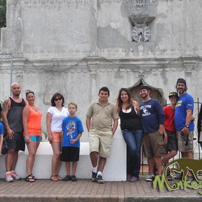 Guanacaste guided group Nicoya Church Costa Rica Tour 116