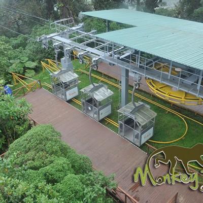 Sky Tram Monteverde Costa Rica Tour 116