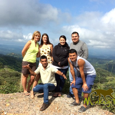 Guided travel group Monteverde Costa Rica Tour 118