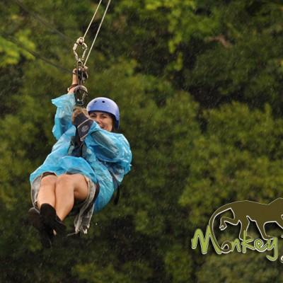 Borinquen Rincon de la Vieja Ziplining Costa Rica and Nicaragua Escorted Trip 70
