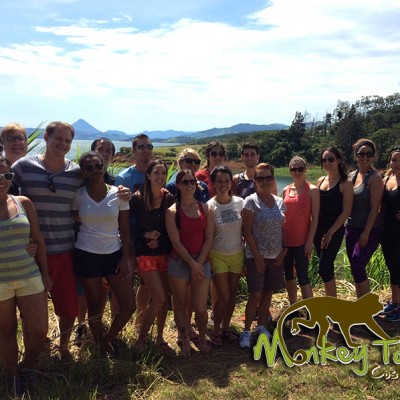 Travel group Arenal lake volcano Costa Rica and Nicaragua Tour 67