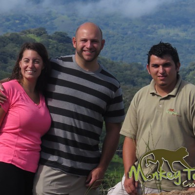 Monteverde View Puntarenas Escorted Guide Costa Rica Tour 124