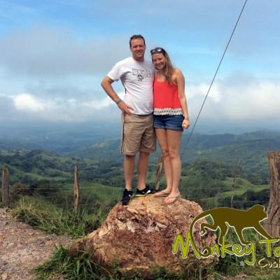 Monteverde area guided tour Guanacaste Costa Rica Tour 122
