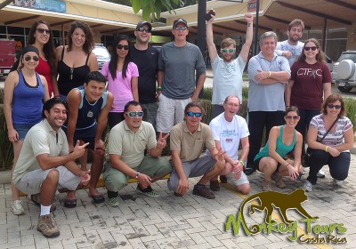 guided travel group picture Guanacaste Costa Rica Tour 123