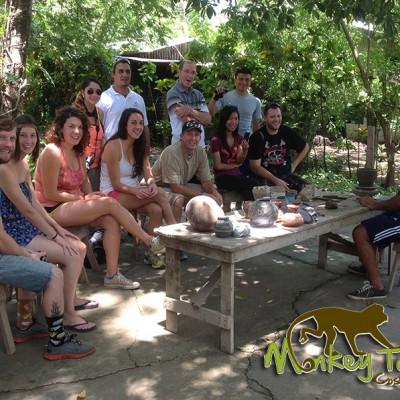 Handcraft Pottery Guaitil Guanacaste Costa Rica Tour 23