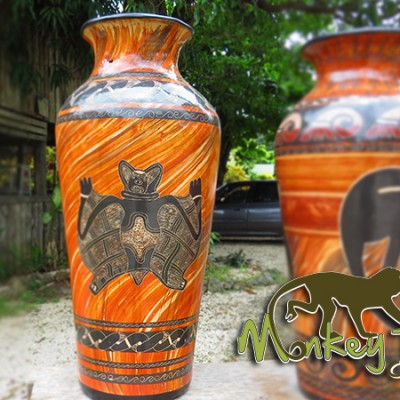 Handcrafted Pottery Guaitil Town Guanacaste Costa Rica Tour 124