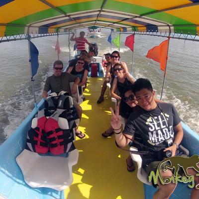 Isletas Boat Tour Costa Rica & Nicaragua Adventure Trip 69