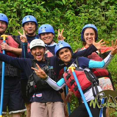 Rafting Tour Balsa River Arenal Costa Rica and Nicaragua Getaway 69