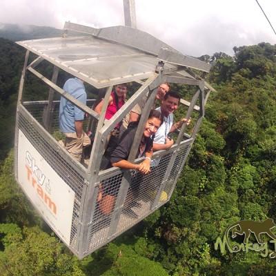 Sky Tram Monteverde Costa Rica Adventure Getaway 126