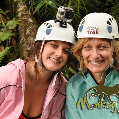 Sky Trek Monteverde Tour Costa Rica Guided Trip 118