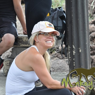 Woman Smiling Masaya Volcano National Park Costa Rica and Nicaragua Getaway 68