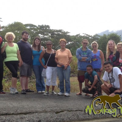 Group Picture Guanacaste Adventure Trip Arenal Costa Rica and Nicaragua Tour 68