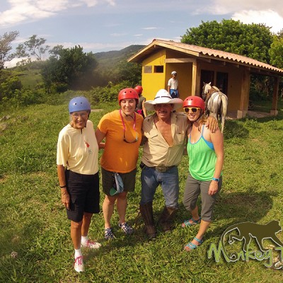 Horseback Riding Borinquen Costa Rica and Nicaragua Guided Tour 69