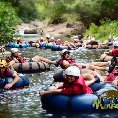 Guided Tubing Adventure Costa Rica Tour 119 Guanacaste Rincon de la vieja