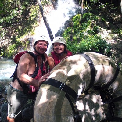 Tubing Hacienda Guachipelin Rincon de la Vieja Costa Rica Adventure Tour 126