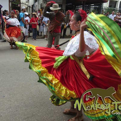 Independence Day Typical Dance Guanacaste Costa Rica Tour 124