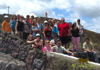 guided tour Masaya Volcano National Park Nicaragua and Costa Rica Tour 65